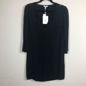 Joie | NWT Black tunic | S